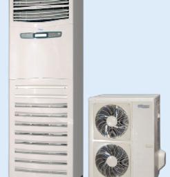 5 Ton (60,000 BTU) Air conditioner
