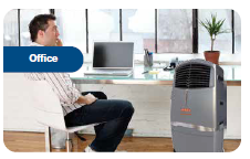 CL30XC Evaporative Air Cooler use