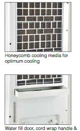 CL15AE Evaporated Air Cooler 2