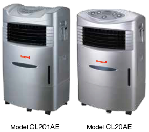 CL20AE and CL201AE Evaporated Air Cooler