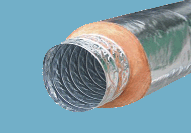 Heat Insulated Flexible Duct