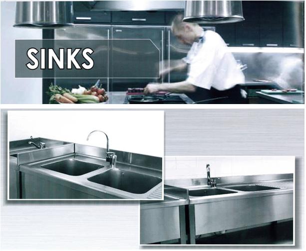 Stainless Steel Sinks Coolers Uae