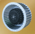 TEC-FC (Forward curve centrifugal Fan)