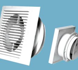 TEC-KA Exhaust Fan
