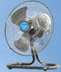 TEC-MF-SV Antique Floor Fan
