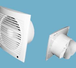 TEC-PW Exhaust Fan