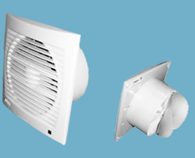 TEC-PW Exhaust Fan