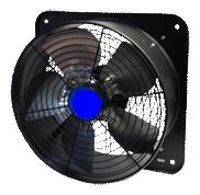 TEC-SN Axial Fan