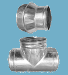 TEC-TRD (Reducer and T-connector)