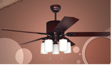 TEC1013 CL Ceiling Fan