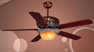 TEC1018 CL Ceiling Fan