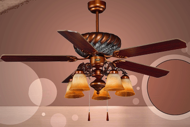 TEC1025 CL Ceiling Fan