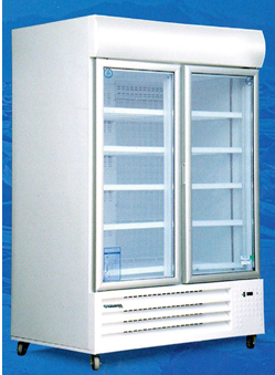 TSB2CF42 Standard Double Door Chiller