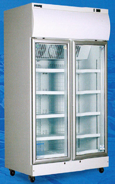 TSB2FF48 Standard Double Door Freezer