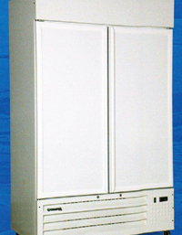 TSB2FF60 Double Solid Door Freezer